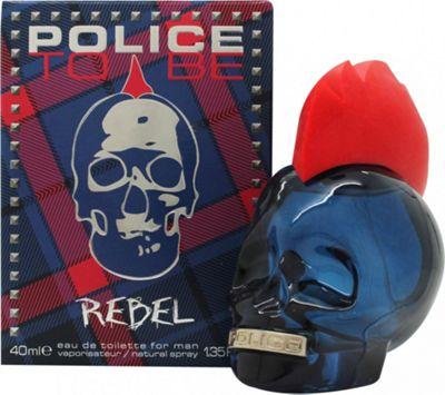 Police To Be Rebel Eau de Toilette (EDT) 40ml Spray For Men