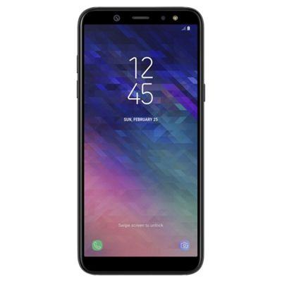 Tesco Mobile Samsung A6 Black