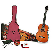 Valencia 1/2 Size Classical Guitar Pack