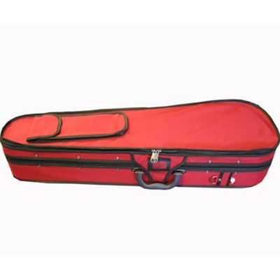 Stentor 1372 3/4 Size Violin Case - Red