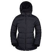 Mountain Warehouse Frosty Womens Down Jacket ( Size: 12 )