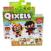 Qixels The Cubes That Join With Water Refill Pack - Martial Arts