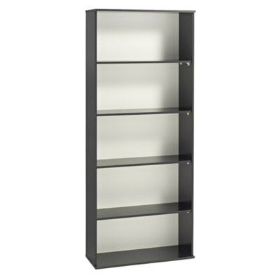 Ideal Furniture Bobby Bookcase - Black