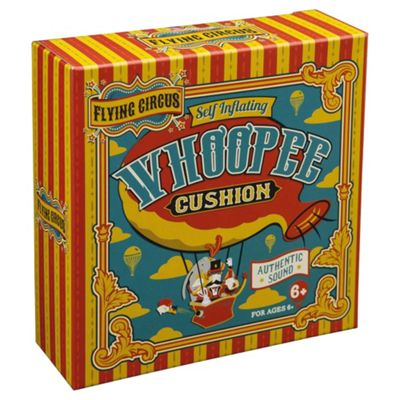 Flying Circus Self-inflating Whoopee Cushion