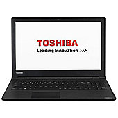 "Toshiba Satellite Pro R50-C-168 15.6"" Intel Core i3 4GB RAM 500GB Windows 10 Laptop Black"
