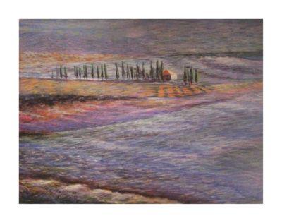Stelio Scamanga Tuscany No 7 Print