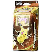 Pokemon Evolutions Theme Deck Trading Card Game - Pikachu Power