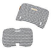 Babymoov Decorative Cushion for Highchair (Zinc)