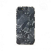 Tucano Brio Jungle Cover Black Phone case for Apple iPhone 5 -