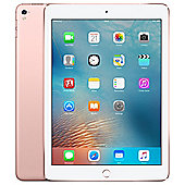 "Apple iPad Pro 9.7"" with Wi-Fi + Cellular, 256GB - Rose Gold"