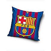 FC Barcelona Logo Filled Cushion