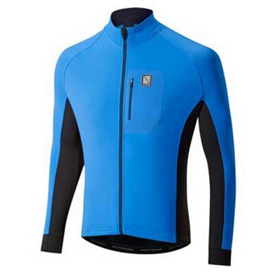 Altura Peloton Windproof Jacket Blue/Black Size: S