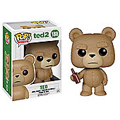 Funko Pop Movies - Ted 2-Ted With Beer