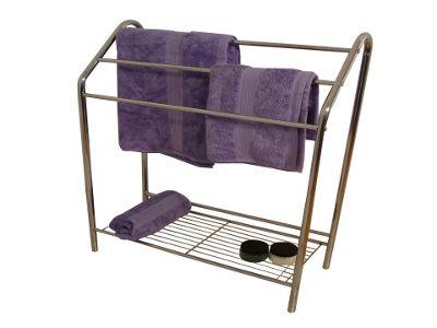 Lloyd 052.02.059 Free Stand Towel Rail Cp