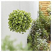 Artificial White Flower Ball