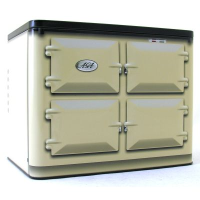 Aga Embossed Oven Tin in Cream