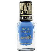 Barry M Nail Paint 315 - Instant Nail Effects Crackle Blue