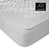 "Nightzone King 10"" Deep Luxury Quilted Mattress Protector"