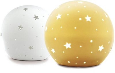 3D Ceramic Night Light - Comet