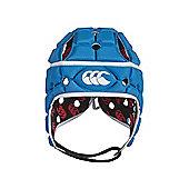 Canterbury Ventilator Headguard - Dresden Blue - Blue