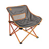 Coleman Kickback Breeze Chair Orange