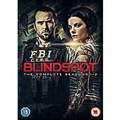 Blindspot: Season 1-2 DVD