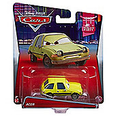 Disney Pixar Cars Diecast Acer (Green)