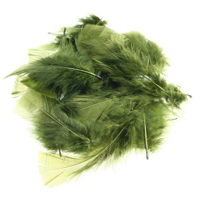 Feather Petals - Sage