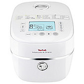 Tefal Multi-Cook and Grains Cooker - White