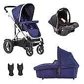 Cupla Travel System - Navy