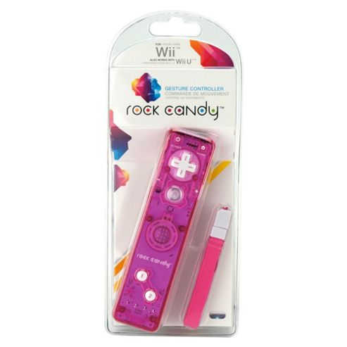 Rock Candy - Remote Pink WII