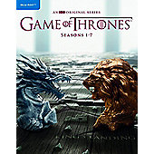 Game Of Thrones Seasons 1-7 Blu-ray