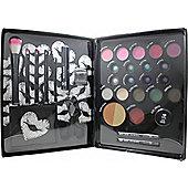 Jigsaw Perfect Colour Ultimate Make Up Kit Gift Set 30 Pieces (Bronzers + Blushers + Eye Shadows + Eyeliners + Lip Balm + Lip Gloss + Mascara +