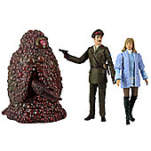 Doctor Who Exclusive Action Figure Set - The Three Doctors