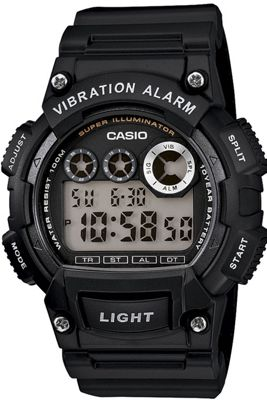 Casio Gents Casio Watch W-735H-1AVEF
