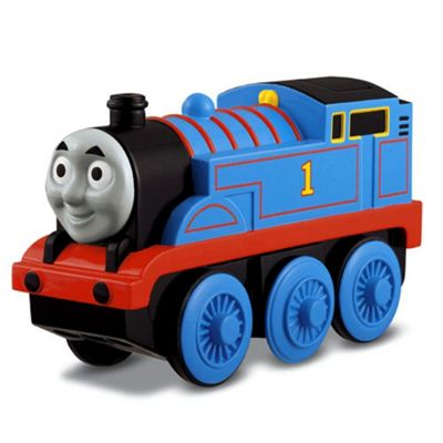 Thomas and Friends Wooden Railway Battery Operated Thomas the Tank Engine