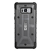 UAG Feather-Light Composite, Military Drop Tested, Rugged Plasma Phone Case - Samsung Galaxy S8 Plus - Ash / Grey