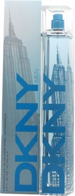 DKNY Men Energizing Summer Eau de Cologne 100ml Spray For Men