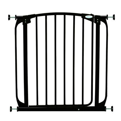 Dream Baby Swing Close Security Gate - Black