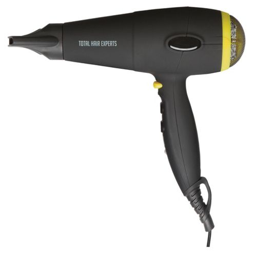 THX Total Hair Experts Accentuate Extra Lite 2000W Dryer Yellow