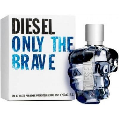 Diesel - Diesel Only The Brave Edt 50Ml Spr Eau De Toilette Male