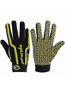 Optimum Velocity Full Finger Glove - Black