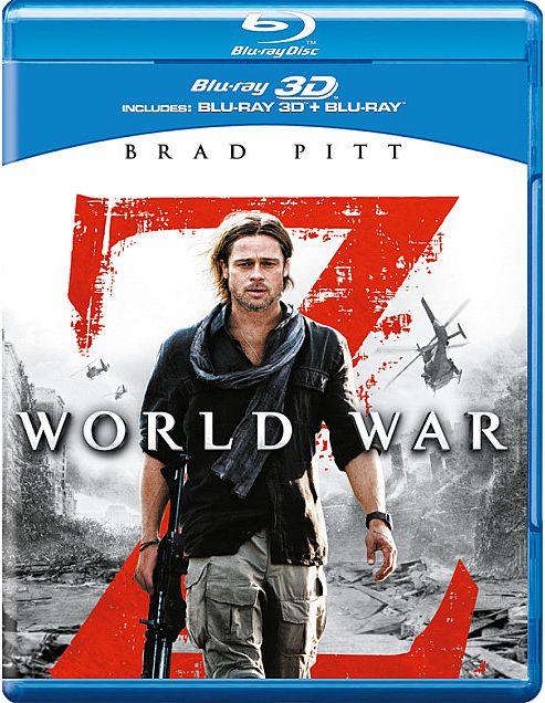 World War Z (2D Blu-ray & 3D Blu-ray)
