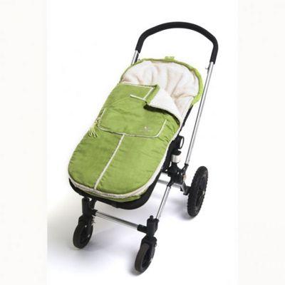 Wallaboo Toddler Footmuff - Lime