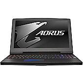 "AORUS X5 V6-CF2 15.6"" Intel Core i7 Windows 10 16GB RAM 1000GB Gaming Laptops Black"
