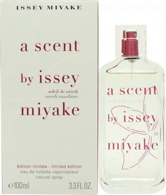 Issey Miyake A Scent Soleil De Neroli Eau de Toilette (EDT) 100ml Spray For Women