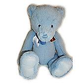 Charlie Bears My First Charlie Bear 38cm Powder Blue Plush Teddy Bear
