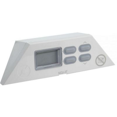 Nobo NCU2T Thermostat Control Module with programmable timer
