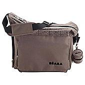 BEABA Vienna Changing Bag, Taupe/black