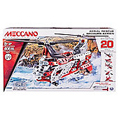 MECCANO 20 Model Set - Helicopter 6028598